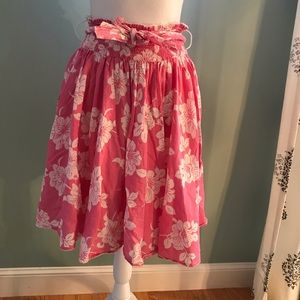 Mini Boden Twirl Skirt Size 9-10 Y